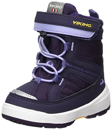 viking Playtime 3-87010, Bootsportschuhe, Violett (Purple/Lavender 1665), 29 EU (11 UK)