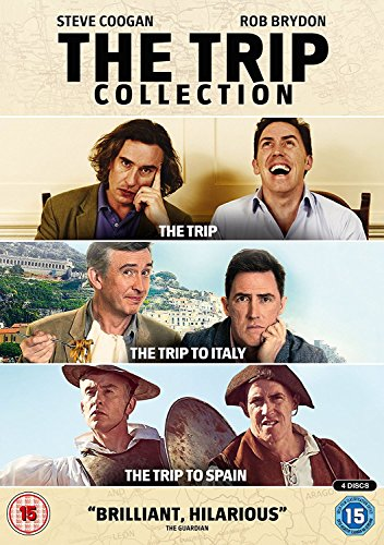 The Trip Collection [4 DVDs] [UK Import]
