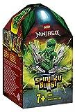 LEGO70687NinjagoSpinjitzuExplosivo:LloydJuguetedeConstrucciónconSpinneryMiniFiguradeNinja