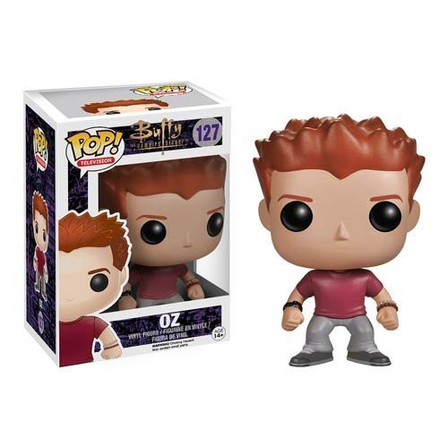 Buffy the Vampire Slayer Oz Pop! Vinyl Figure by Buffy the Vampire Slayer