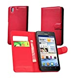Guran? Leather Case for Huawei Ascend G630 (5.0 inch)