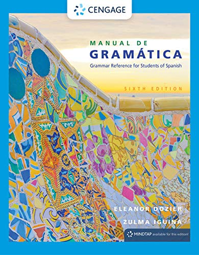 Manual de gramática (Spanish Grammar Review)