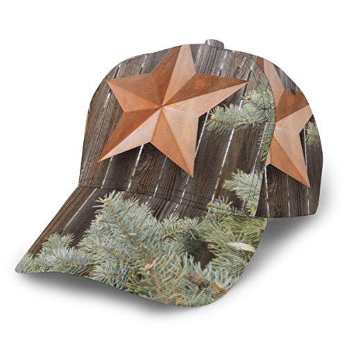 Gorra de béisbol de Madera de Pino con diseño de...