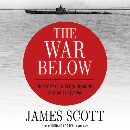 The War Below  By  cover art