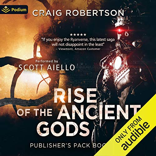 Rise of the Ancient Gods Books 1-2, Publisher's Pack - Craig Robertson