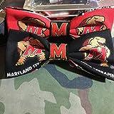 Maryland Terrapins bow tie, Terrapins bow tie, college team bow tie, boys bow tie, sports fan, collegiate bow...