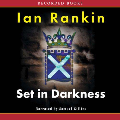 Set in Darkness audiobook cover art