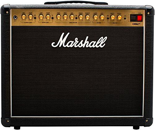 """Marshall DSL40CR 40W 1 x 12"""" Combo Guitar Amplifier With Reverb"""