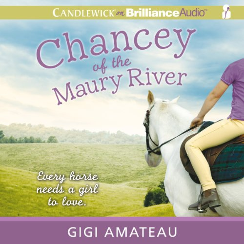 Chancey of the Maury River audiobook cover art