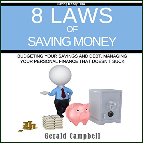 8 Laws of Saving Money cover art