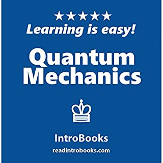 Quantum Mechanics audiobook cover art