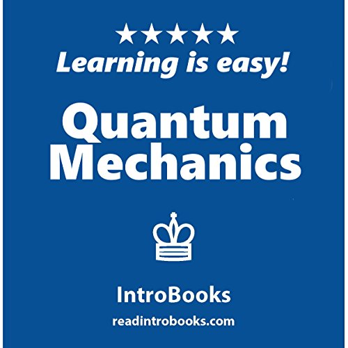 Quantum Mechanics audiobook cover art