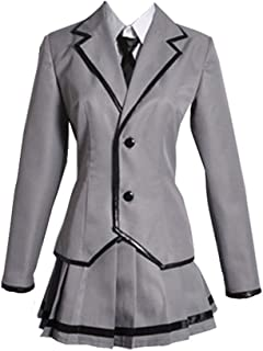 Assassination Classroom Kunugigaoka Junior High School Girl's School Uniform Cosplay Costume