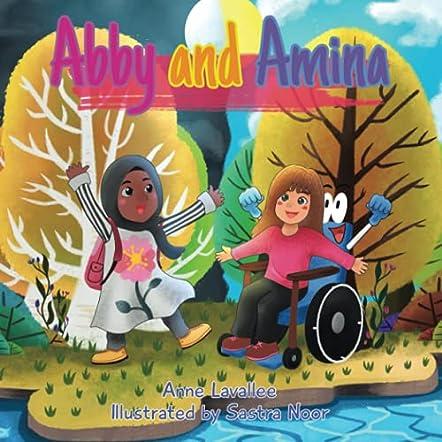 Abby and Amina