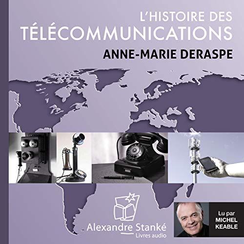 L'histoire des télécommunications cover art