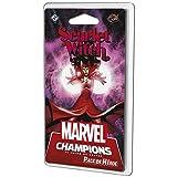 Marvel Champions - Bruja Escarlata - Pack de Heroe en español