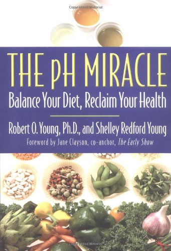 Image OfThe Ph Miracle: Balance Your Diet, Reclaim Your Health
