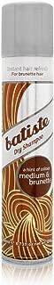 Batiste Dry Shampoo, Medium and Brunette, 6.73 Fluid Ounce