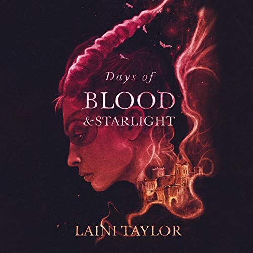 Couverture de Days of Blood and Starlight