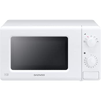 Microwave Daewoo Manual Control