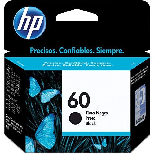 Cartucho HP 60 Preto Original (CC640WB)
