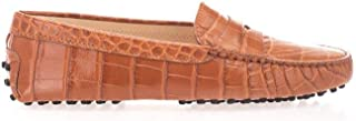 Tod's Luxury Fashion Womens XXW00G00010WENG807 Brown Loafers | Spring Summer 20
