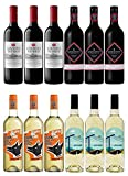 Australian Red & White Wine Lovers Selection (12 x