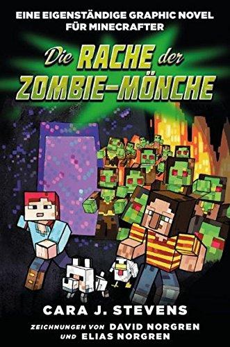 Die Rache der Zombie-Mönche: Graphic Novel für Minecrafter
