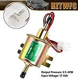 HZTWFC HEP-02A HEP02A, 12V Pompa di alimentazione elettrica universale Diesel Benzina Benzina, bassa pressioneOEM #