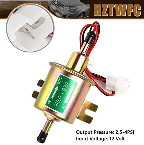 HZTWFC 12V HEP-02A HEP02A Presión eléctrica diesel baja del surtidor de gasolina de gasolina de la gasolina 12V del diesel