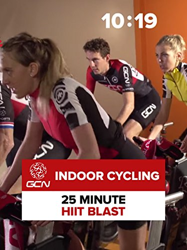 Indoor Cycling - 25 Minute HIIT Blast