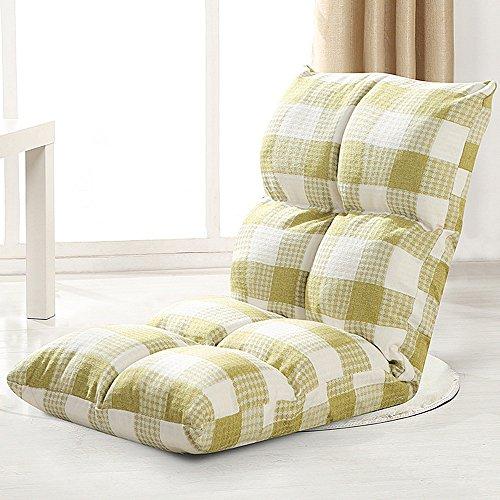 Chaises pliantes Xiaolin Chambre Dossier Chaise Longue Paresseux canapé Balcon inclinable Chaise extérieure (Couleur : 09)