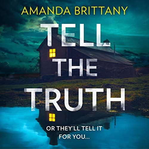Tell the Truth audiobook cover art