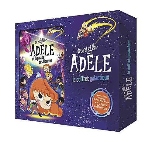 Mortelle Adèle le coffret galactique