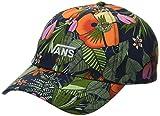 Vans Damen Court Side Printed Hat Baseball Cap, Mehrfarbig (Multi Tropic Dress Blues W14), One Size (Herstellergröße: OS)