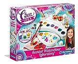 Clementoni 15278 Crea Idea-Duftende Wasser-Farben, Bastelset für Kinder ab 8 Jahren, Mehrfarben -