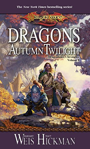 Dragons of Autumn Twilight (Dragonlance Chronicles Book 1) (English Edition)
