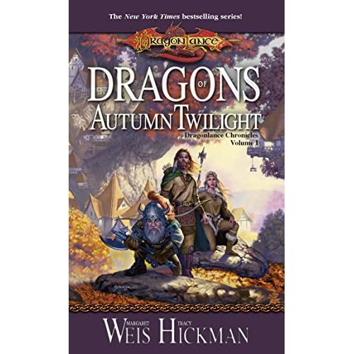 Dragons of Autumn Twilight (Dragonlance Chronicles Book 1) (English Edition)