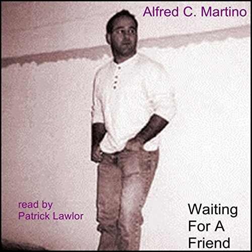 Waiting for a Friend audiobook cover art