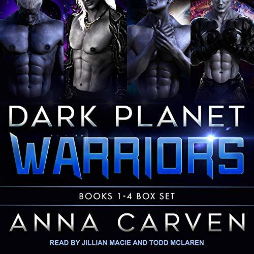 Dark Planet Warriors: Books 1-4 Box Set cover art