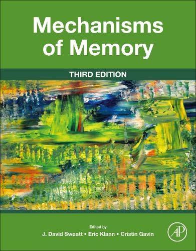 [画像:Mechanisms of Memory, Third Edition]