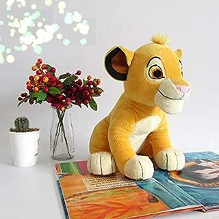 WATOP Stuffed Animals - Teddy Bears   New Cute 1pcs Sitting high 26cm Simba The Lion King Plush Toys , Simba Soft Stuffed Animals Doll for Children Gifts