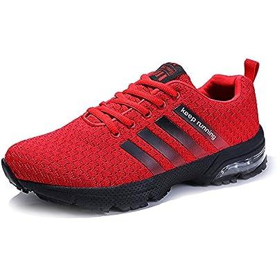 Kuako Zapatillas de Deporte Respirable para Correr Deportes Zapatos Running Hombre