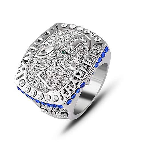 NFL para 2013 Seattle Seahawks campeonato réplica de anillo 9-12 tamaño completo...