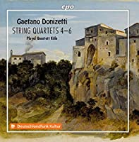 String Quartets 4-6