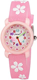 GZCY 3D Lovely Cartoon Waterproof Silicone Kids Watch for...