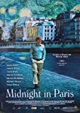Midnight in Paris – Woody Allen – 70 x 100 cm