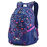 High Sierra Loop Backpack, Compact & Stylish Bookbag Perfect for Students,...
