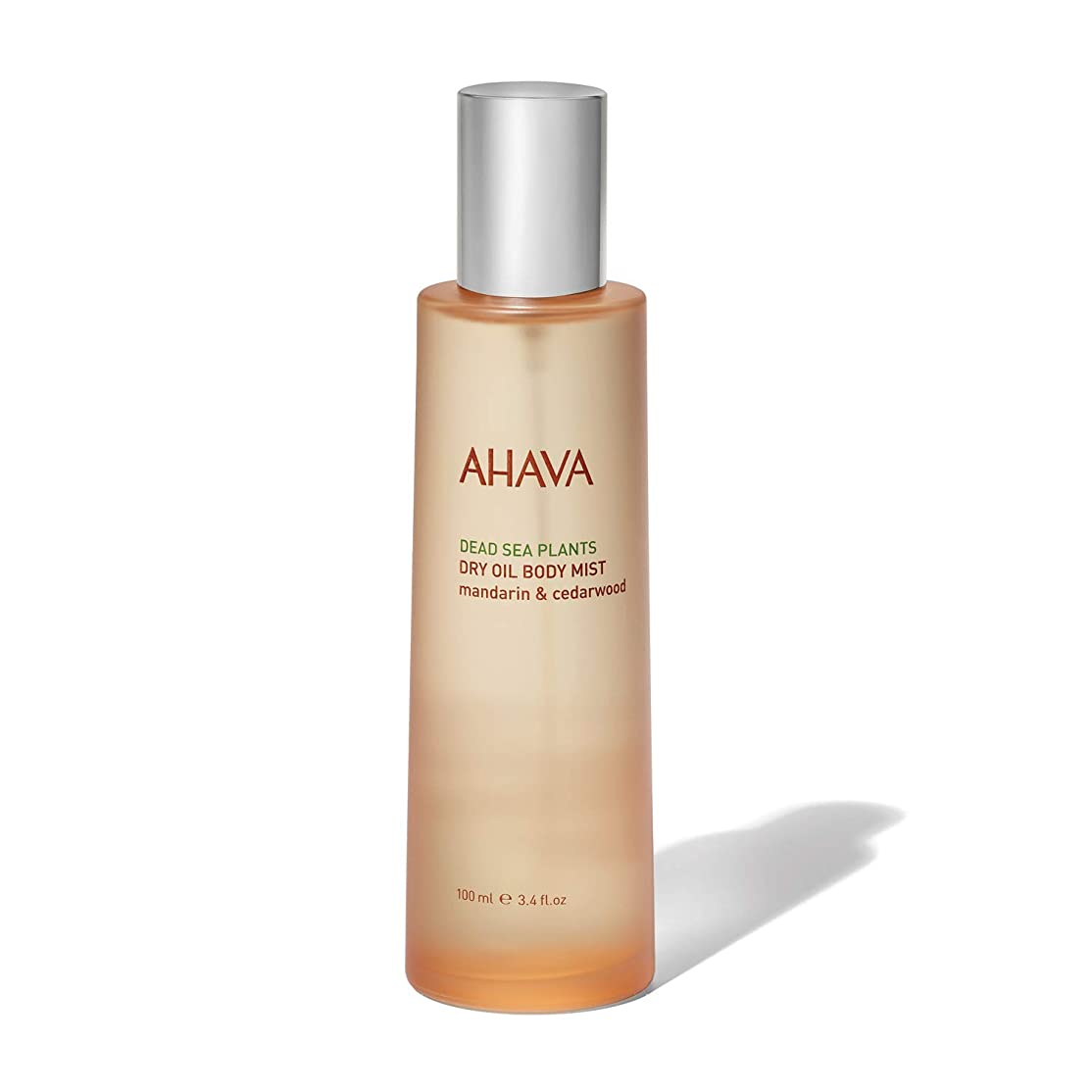 典型的な獣埋めるAHAVA Dry Oil Body Mist 100 ml