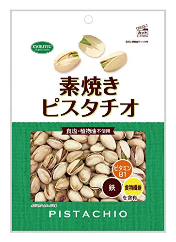 共立食品 素焼きピスタチオ徳用 180g ×2袋